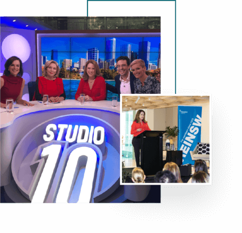 Studio 10 Group Picture